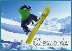 lastminutes booking to Chamonix