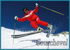 lastminutes booking to Courchevel