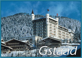lastminutes booking to Gstaad
