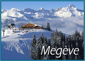 lastminutes booking to Megève