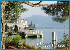 lastminutes booking to Montreux