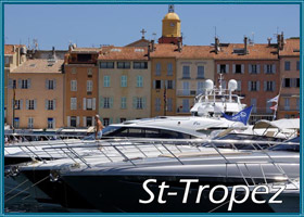 lastminutes booking to St-Tropez