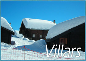 lastminutes booking to Villars