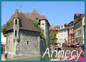 lastminutes booking to Annecy