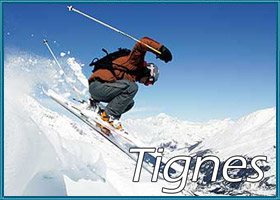 lastminutes booking to Tignes